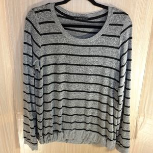Harlowe & Graham crew neck sweater.  Large